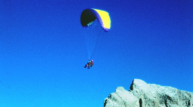 Tandem paragliding | Private Tours in Slovenia, Croatia and